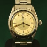 Pre-Owned Vintage Stainless Steel Rolex Speed King Circa 1952