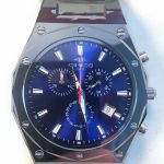 ONISS Tungsten Carbide Chronograph $175