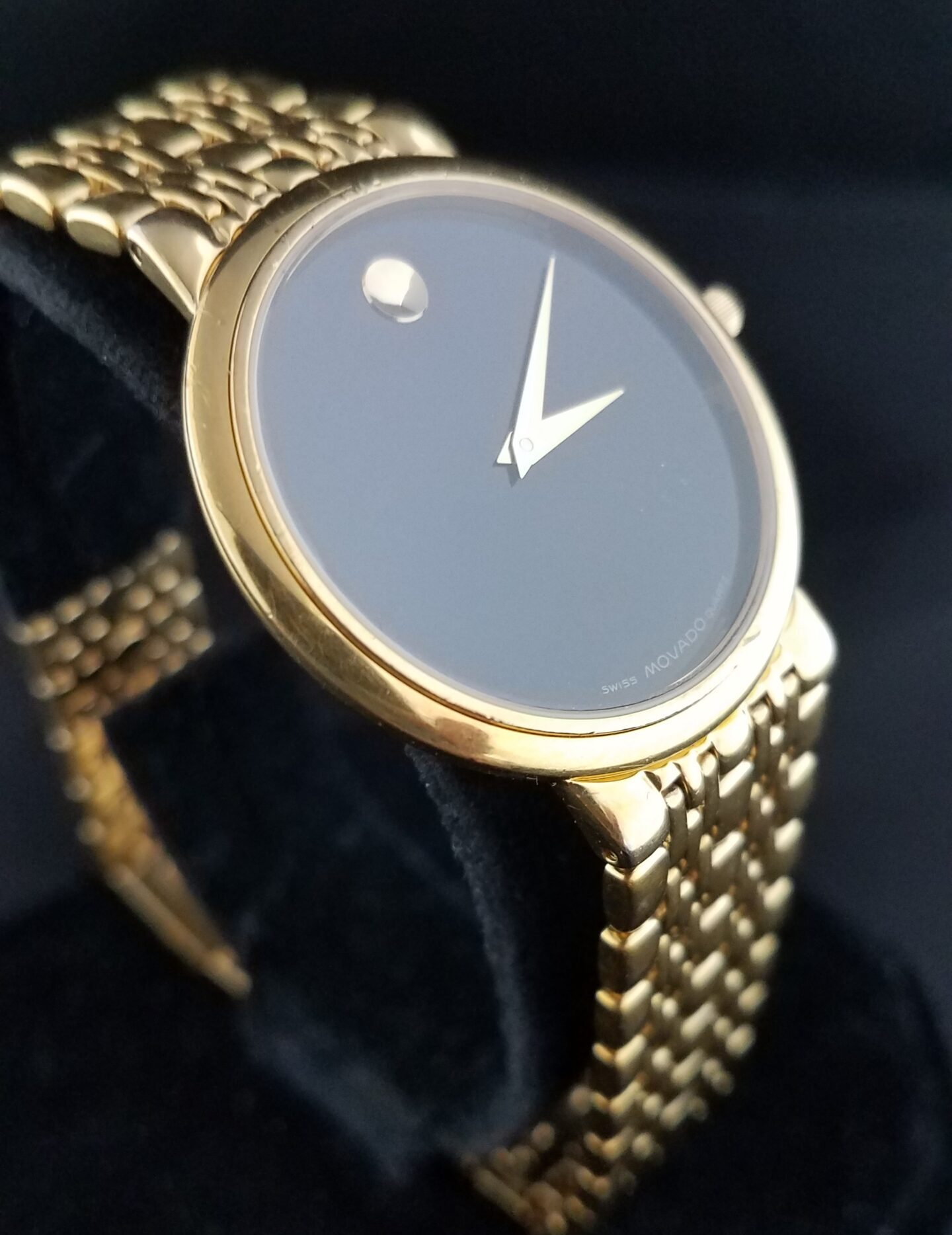 Movado Museum Classic $200  SOLD
