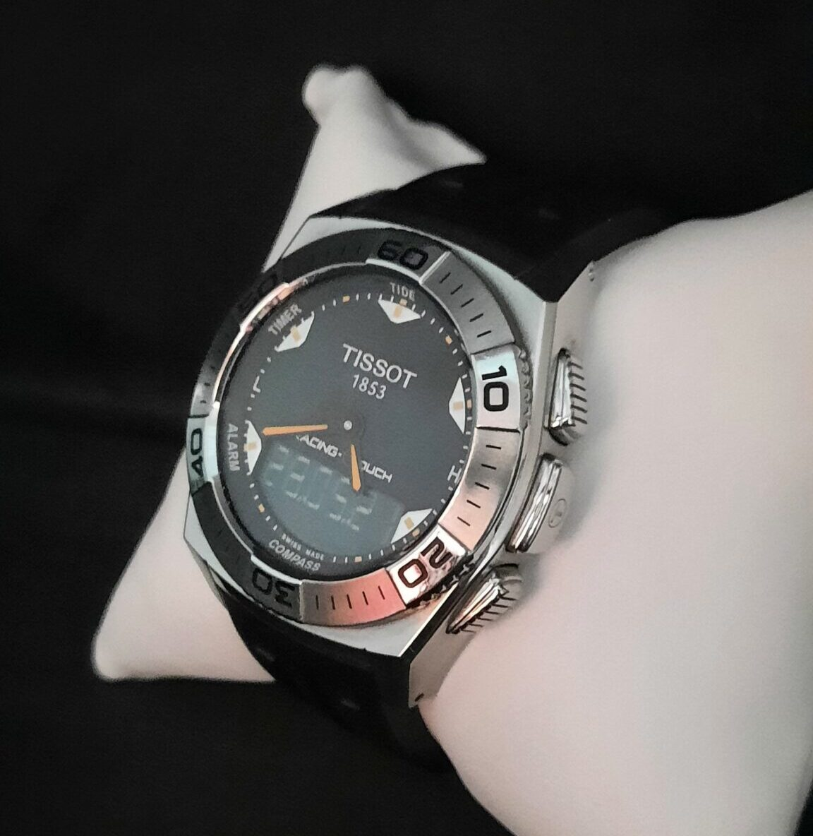 Tissot Racing-Touch X4758  $250